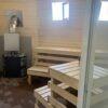 Дачный дом «Колобок» с баней