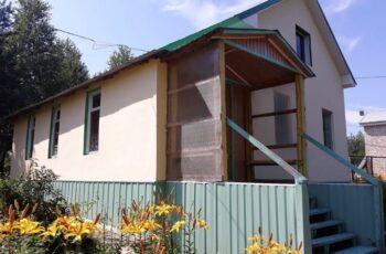 домик лесной 1